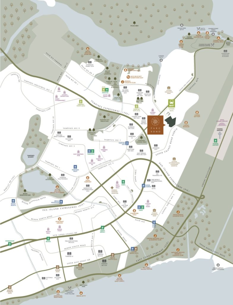 parc-komo-location-map-singapore