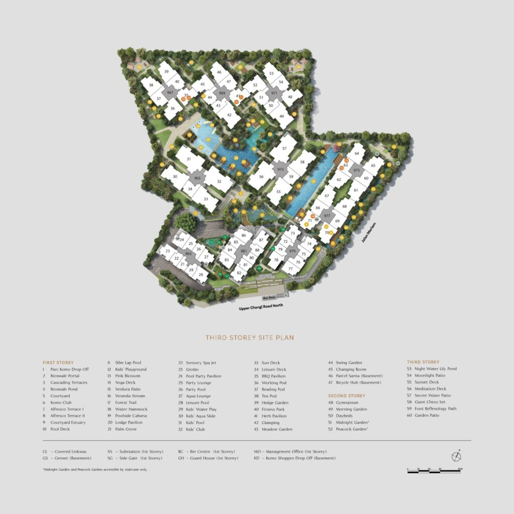 parc-komo-site-map-singapore